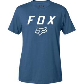 Fox Legacy Moth Basic SS Shirt Herre dusty blue